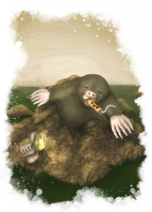 3taupimine 215x300 - Théo et le mange-mort