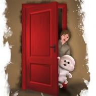 8porte rouge 190x190 - La porte rouge