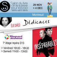 Salon du livre et de la presse jeunesse 2017 à Montreuil