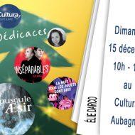 Dédicaces au Cultura d'Aubagne
