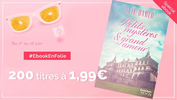 harlequin eef petits mysteres grand amour - Opération Ebook En Folie