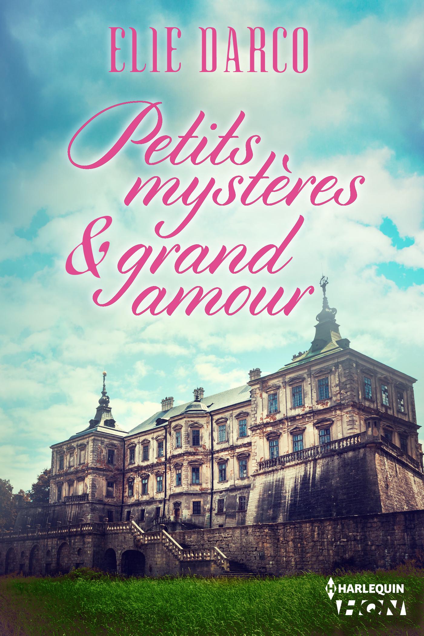 hqn petits mysteres et grand amour elie darco - Petits mystères et grand amour