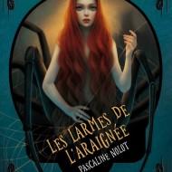 Parution : Les larmes de l'araignée de Pascaline Nolot