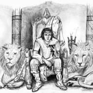 Le prince et sa garde