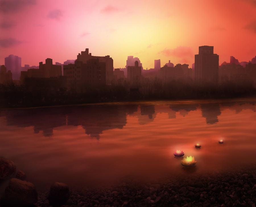 les lueurs du crépuscule - Les lueurs du crépuscule