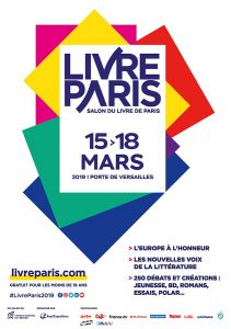 livre paris 2019 211x300 - Salon Livre Paris 2019