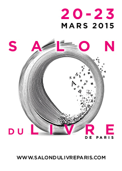 Salon du livre de paris 2015 la machine r ver for Salon des ce paris 2015
