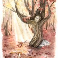 La fille-arbre