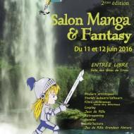 Salon Manga et Fantasy à Crots